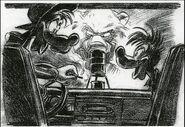 Disney's A Goofy Movie - Storyboard by Andy Gaskill - 14