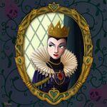 Disney Villain Portraits The Evil Queen