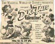 DuckTales Newspaper article