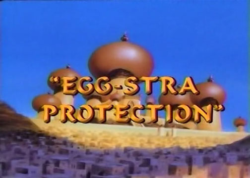 Egg-stra Protection/Gallery