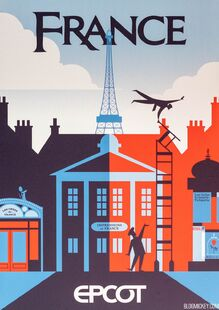 Epcot-experience-attraction-poster-france-pavilion-1