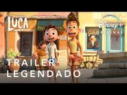 Luca - Trailer Oficial Legendado - Disney+