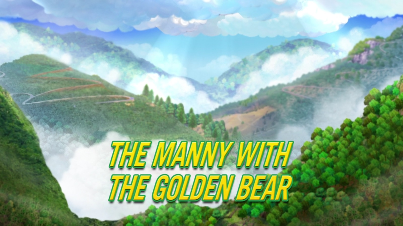 The Manny with the Golden Bear