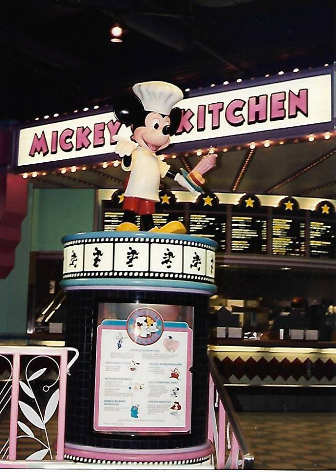 Mickey's Kitchen