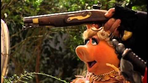 Muppet Treasure Island Commentary Hidden Treasure Video The Fighting Frog