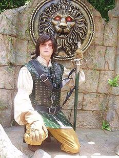 Prince Caspian HKDL