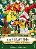 Tiki birds Card