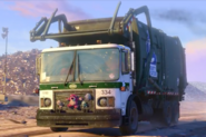 Toy Story 3 Tri-County Sanitation Front Loader Truck