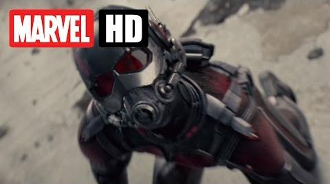 Dragon Rainbow/Erster Ant-Man Trailer