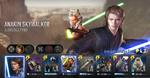 Anakin Skywalker and Ahsoka Tano Force Arena