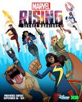 Marvel Rising Secret Warriors poster