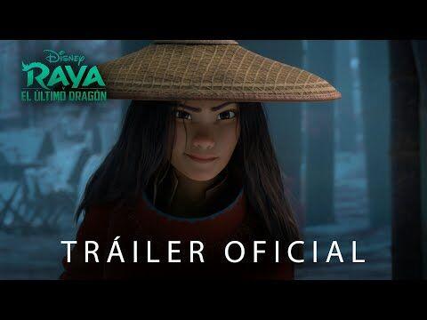 Raya y el Último Dragón - Nuevo tráiler oficial en español - HD