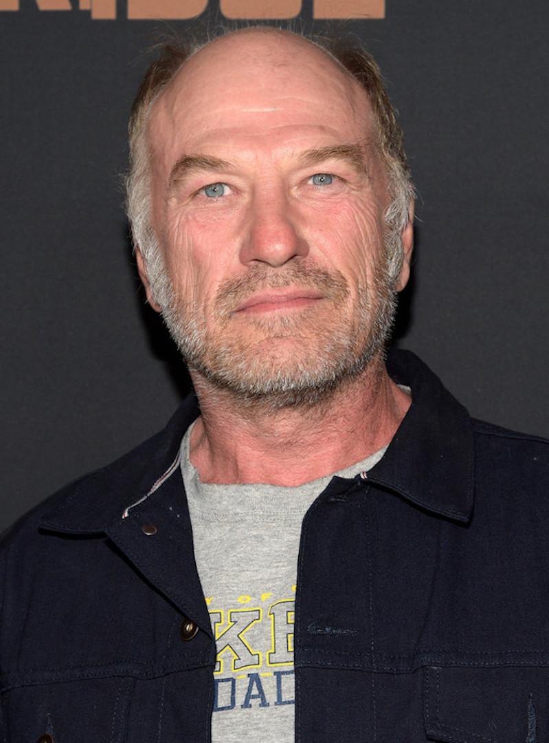 63-år gammel 180.5 cm høy Ted Levine i 2021