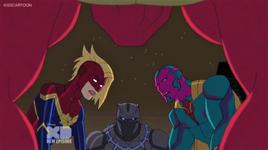 The Mighty Avengers AUR 02