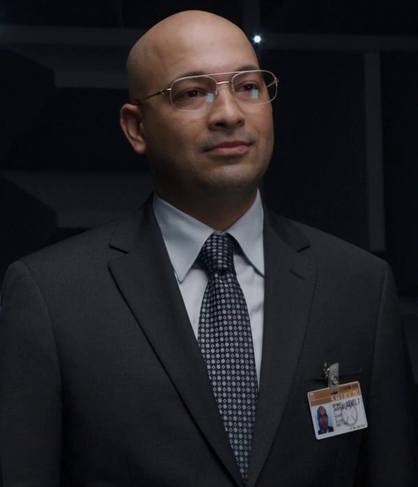 Agent Jasper Sitwell
