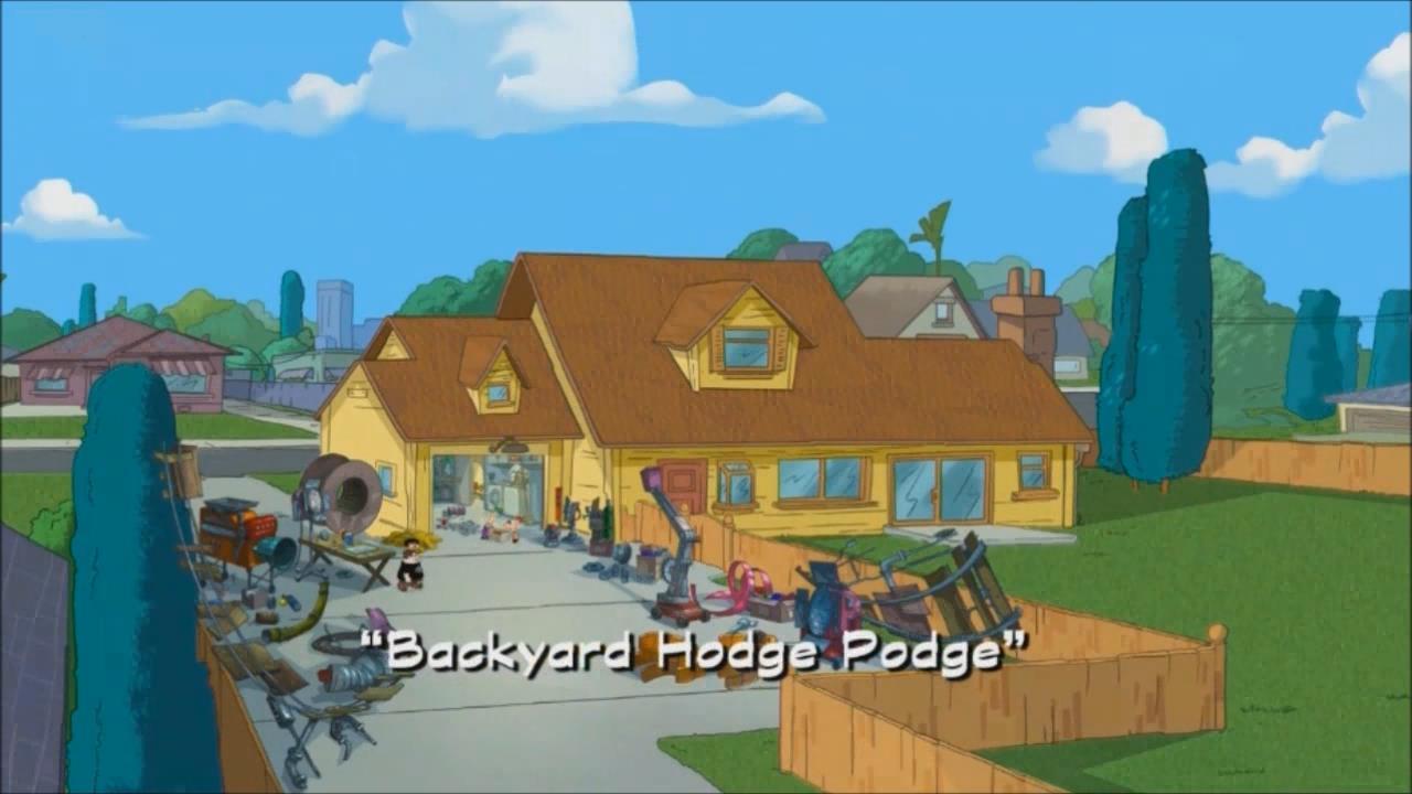 Backyard Hodge Podge