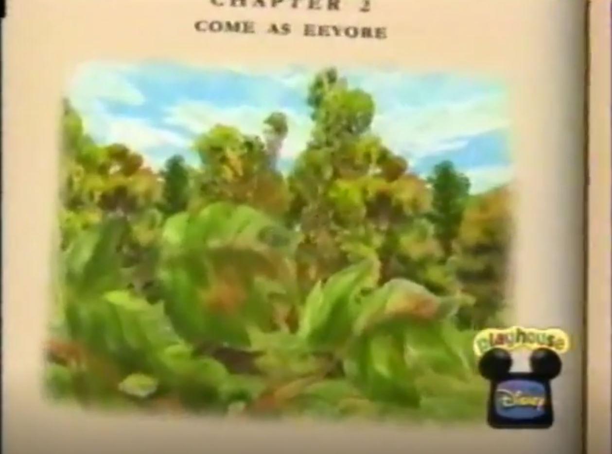 Come as Eeyore