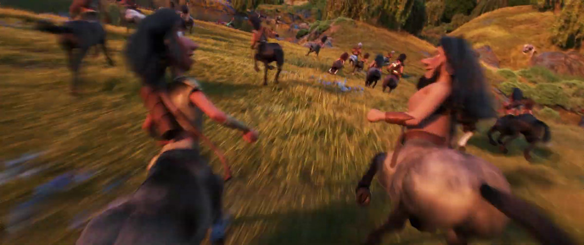 Centaurs (Onward)
