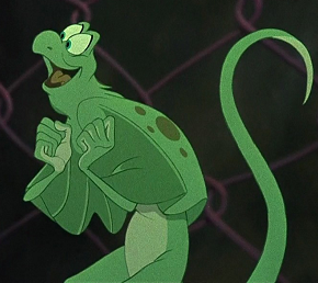 Frank (The Rescuers )