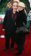 Harry Shearer & wife Judith CL premiere