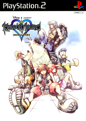 Kingdom Hearts: Final Mix