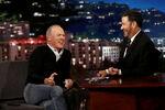Michael Keaton visits JKL
