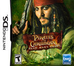 Pirates of the Caribbean - Dead Man's Chest DS