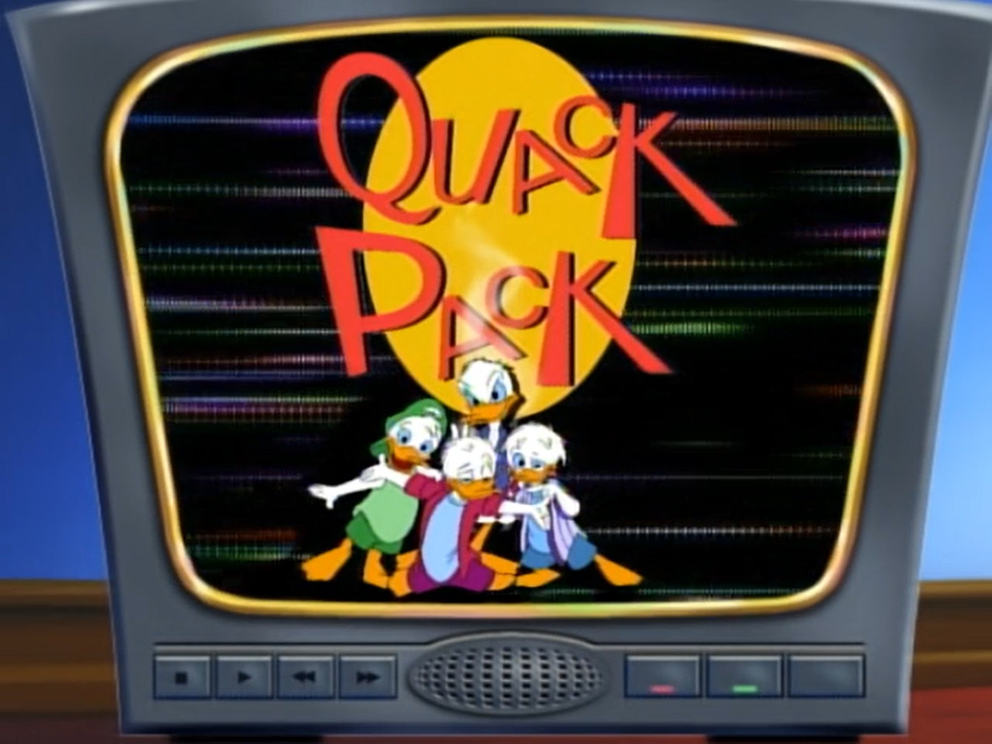 Quack Pack episode list
