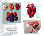 The Art of Big Hero 6 (artbook) 094