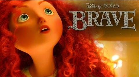 Brave Brave Old World Disney Pixar