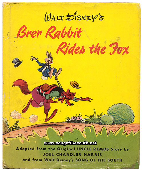 Brer Rabbit Rides the Fox