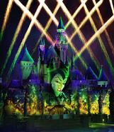 Disney's Nightmare in the Sky