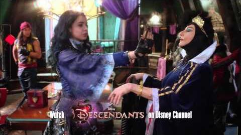 Dove Cameron Spills Disney Descendants' Costume Secrets