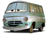Dusty rust-eze