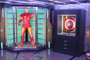 Iron Man Avengers Academy 1