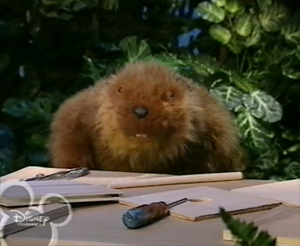 Jacques the Beaver