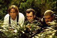 Lyle Van de Groot, Max, Thor