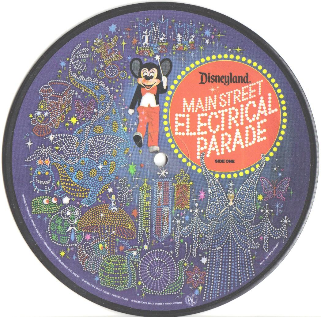 Main Street Electrical Parade (1977 soundtrack)