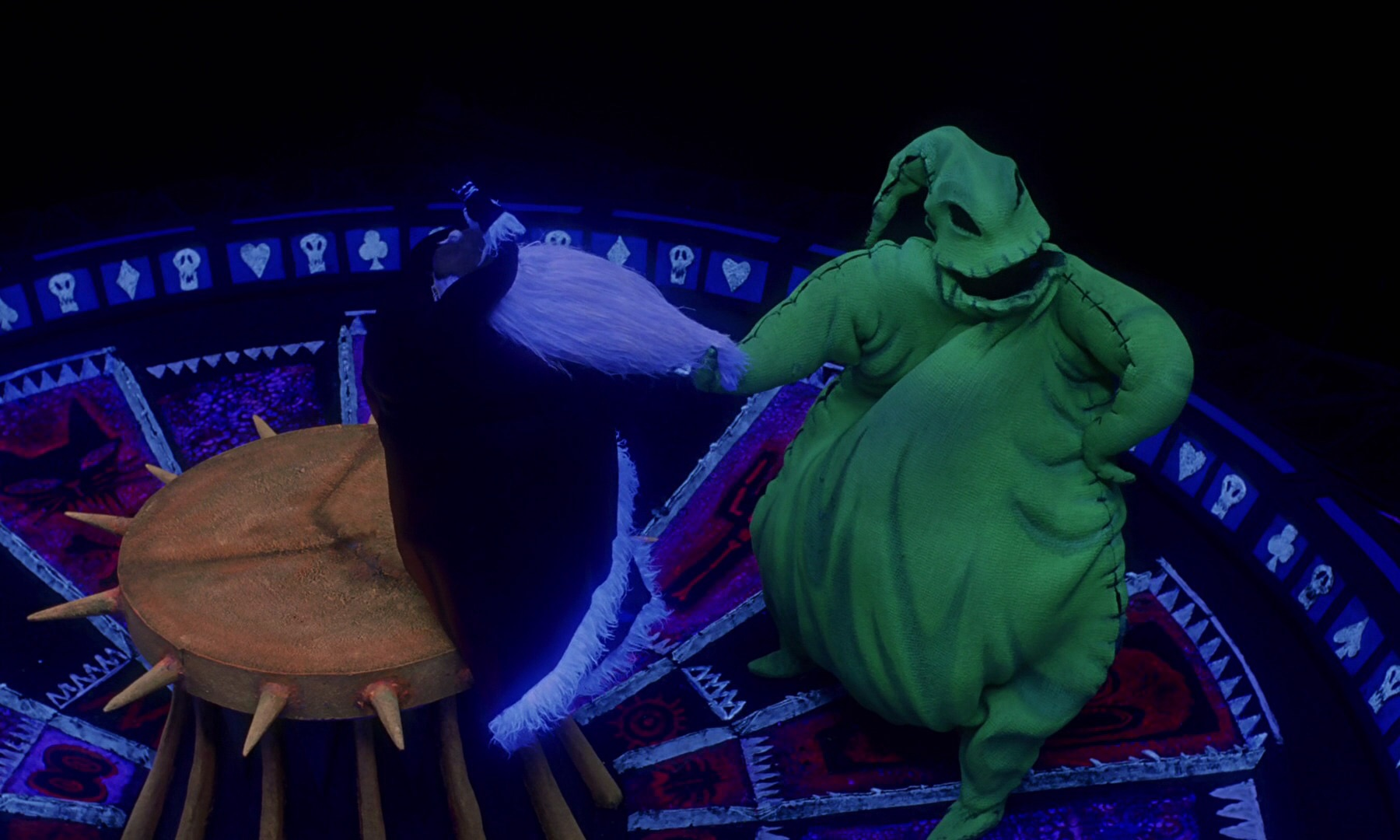 Oogie Boogie's Song