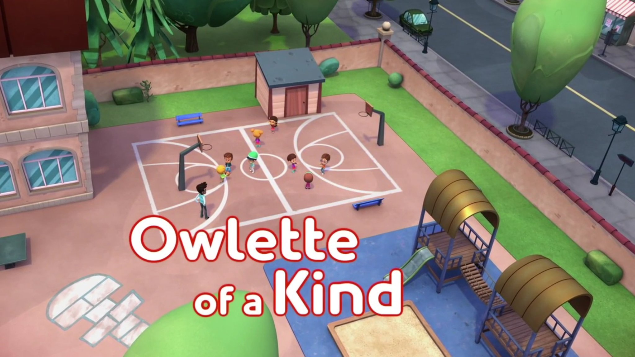 Owlette of a Kind