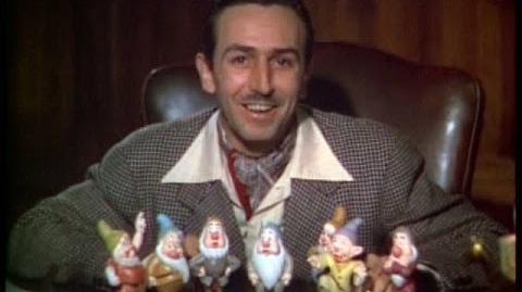 Snow White and the Seven Dwarfs - 1937 Original Theatrical Trailer