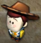 Woody ciudadano DisneyINFINITY