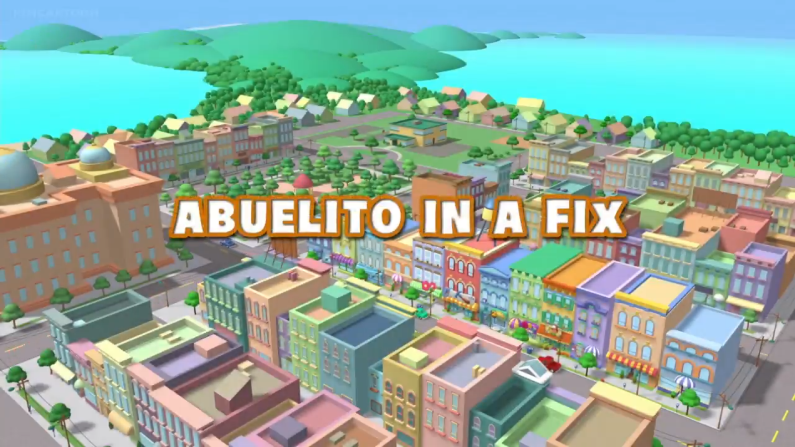 Abuelito in a Fix