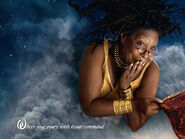 Disney Dream Portrait Series - Genie - Where Your Every Wish is Our Command