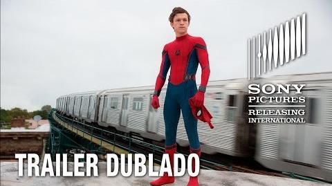 Homem-Aranha De Volta ao Lar Trailer Dublado 2017 nos cinemas