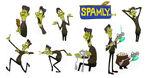 Jeff Merghart - Spamley study