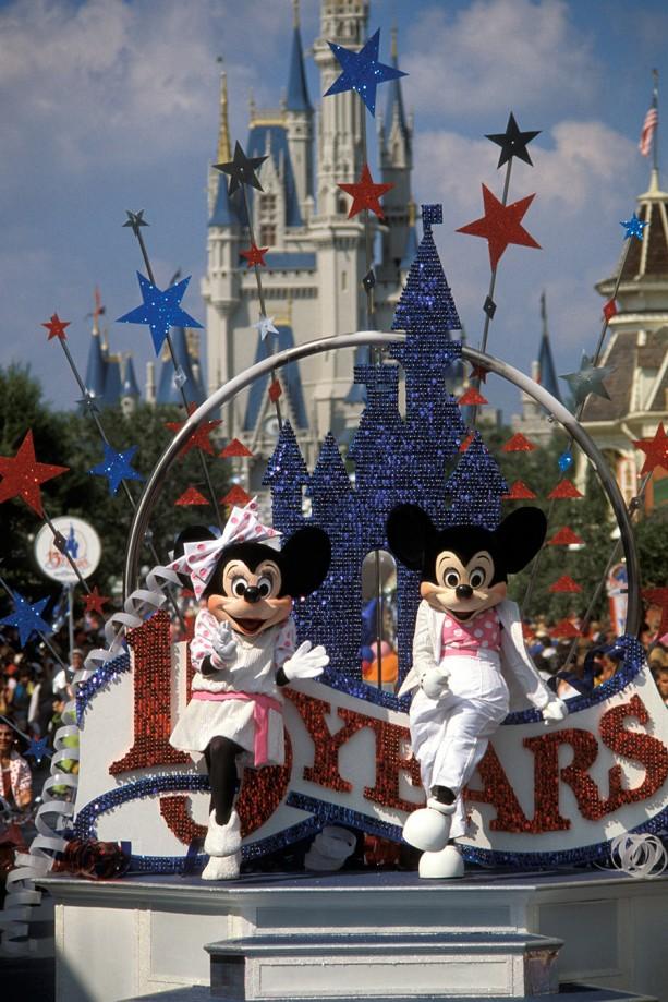 15 Years of Magic Parade