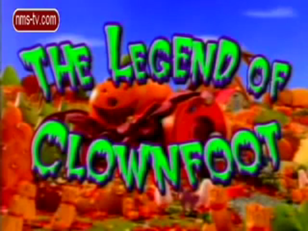 The Legend of Clownfoot