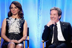 Maya Rudolph & Martin Short speak at NBC Summer Press
