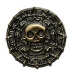 Pirates of the Caribbean - Pirate Coin Pin